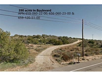 390 acres Old Hwy 80 Jacumba, CA MLS# 190027645