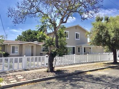 5109 35th St San Diego, CA MLS# 190029173