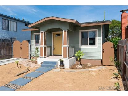 4475 36Th St San Diego, CA MLS# 190030633