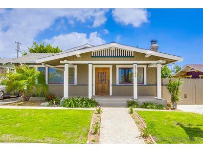 2733 29th St San Diego, CA MLS# 190030991