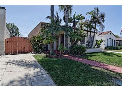 3425 Palm San Diego, CA MLS# 190032553