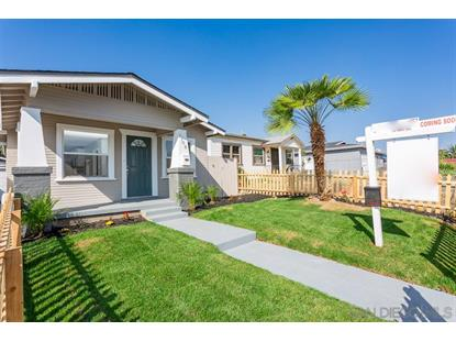 3708 47th St San Diego, CA MLS# 190032612