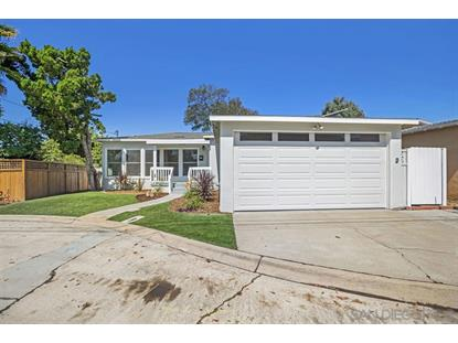 4616 Hinson Place San Diego, CA MLS# 190038508