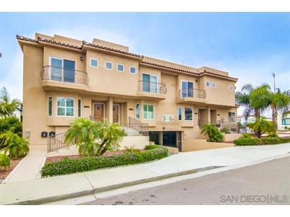1261 Evergreen St. San Diego, CA MLS# 190038539