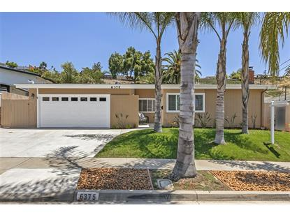 6375 LAKE ATHABASKA PLACE San Diego, CA MLS# 190038849