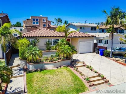 1812 & 1814 Diamond St. San Diego, CA MLS# 190038978