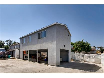 445 25TH STREET San Diego, CA MLS# 190039044