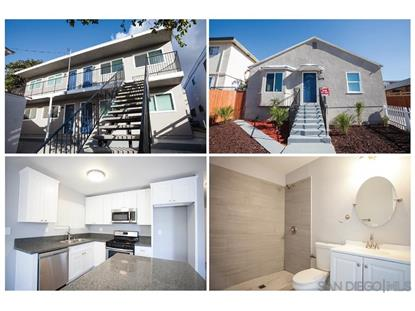 Address not provided San Diego, CA MLS# 190039337