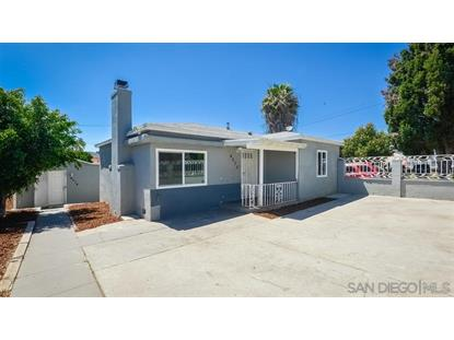 4072-4076 49Th St San Diego, CA MLS# 190039569