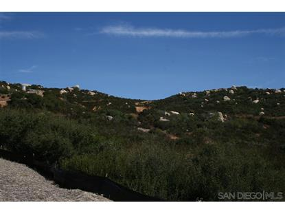 00 Honey Springs Rd Jamul, CA MLS# 190058915