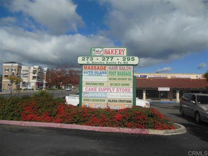 273,277,295 S Rancho Santa Fe Road, San Marcos, CA