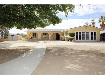 Address not provided Hesperia, CA MLS# CV18278116