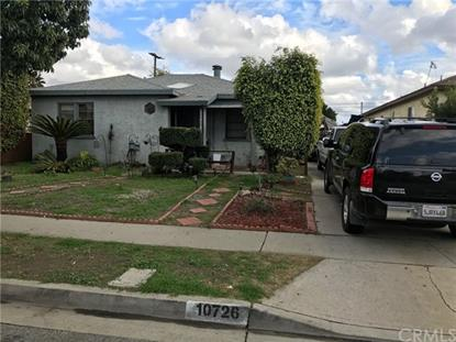 Address not provided South Gate, CA MLS# DW19010511