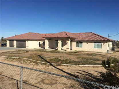 Address not provided Hesperia, CA MLS# EV18285706
