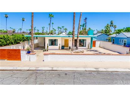 Address not provided Palm Springs, CA MLS# PW19170295