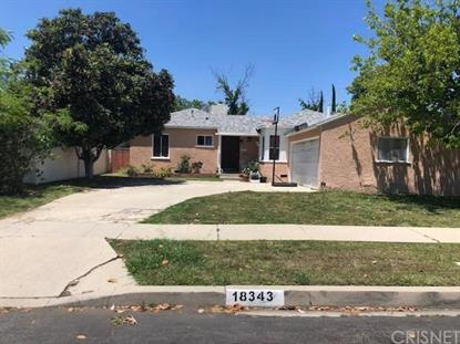 Address not provided Tarzana, CA MLS# SR19133791