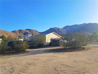 Address not provided Julian, CA MLS# SW18176971