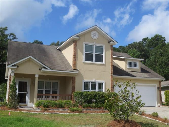 61 Heartstone CIRCLE, Bluffton, SC 29910