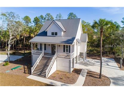 7 Palmetto Point Dr DRIVE Bluffton, SC MLS# 399452