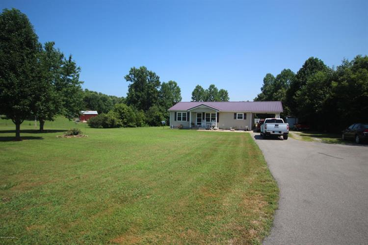 80 City Lake Rd, Caneyville, KY 42721