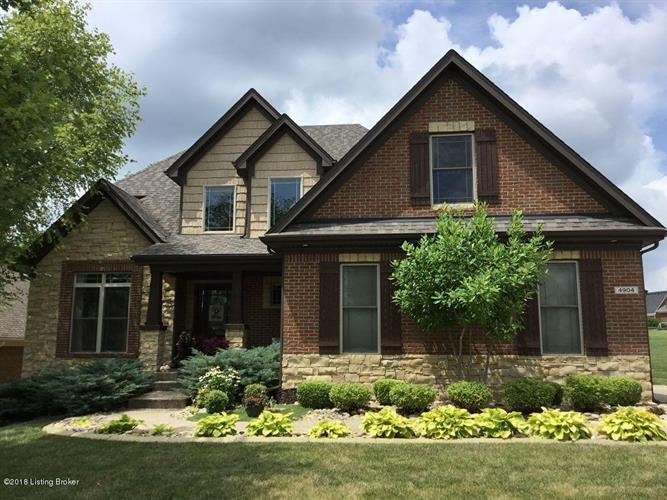 4904 Carriage Pass Pl, Louisville, KY 40299