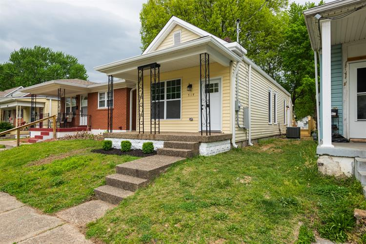 519 Brentwood Ave, Louisville, KY 40215