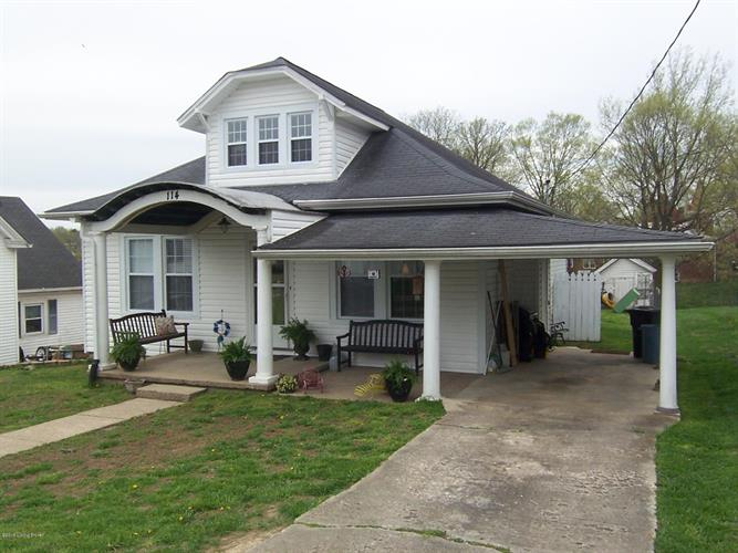 114 McKay Ave, Bloomfield, KY 40008 - Image 1