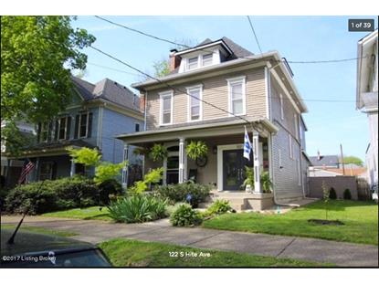 122 S Hite Ave Louisville, KY MLS# 1472996