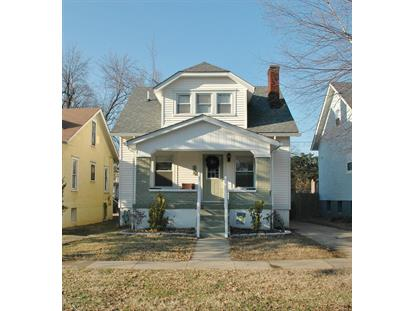 635 Ervay Ave Louisville, KY MLS# 1523135