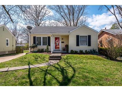 418 Marquette Dr Louisville, KY MLS# 1556199