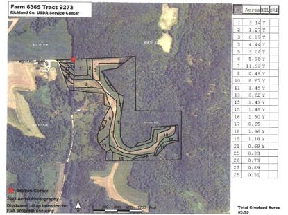 93.32 Ac Spencer Hill Rd  Cazenovia, WI MLS# 1852091