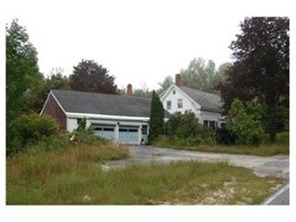 616 North Parish Road, Turner, ME