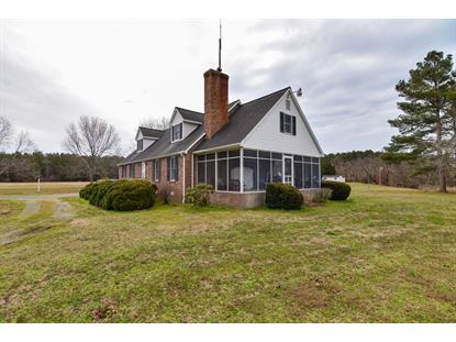 18533 JOHNSONS LANDING RD  Parksley, VA MLS# 51178