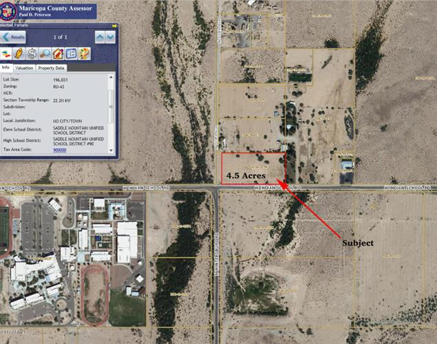 37900 W INDIAN SCHOOL Road, Tonopah, AZ 85354