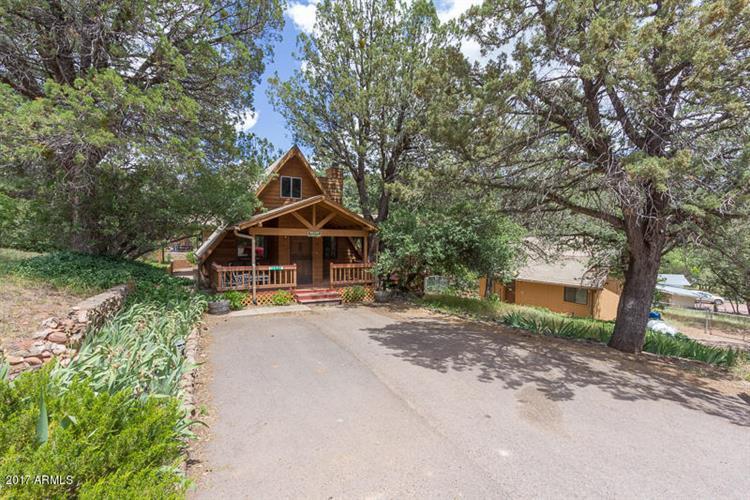 4571 N Pine Creek Canyon Road Pine Az 85544 For Sale Mls