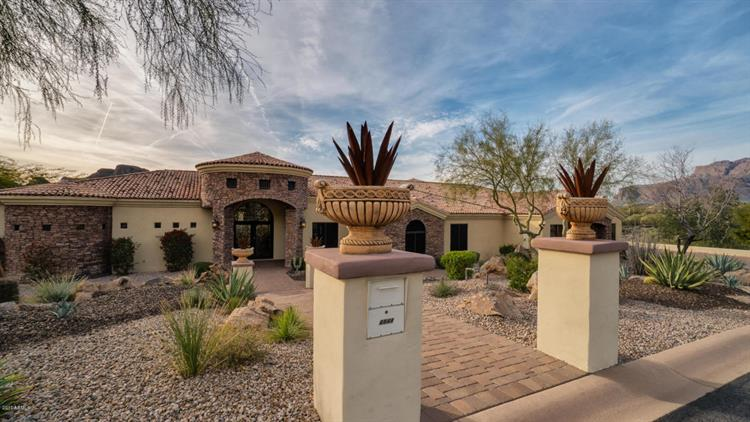 4844 S PURA VIDA Way, Gold Canyon, AZ 85118 - Image 1