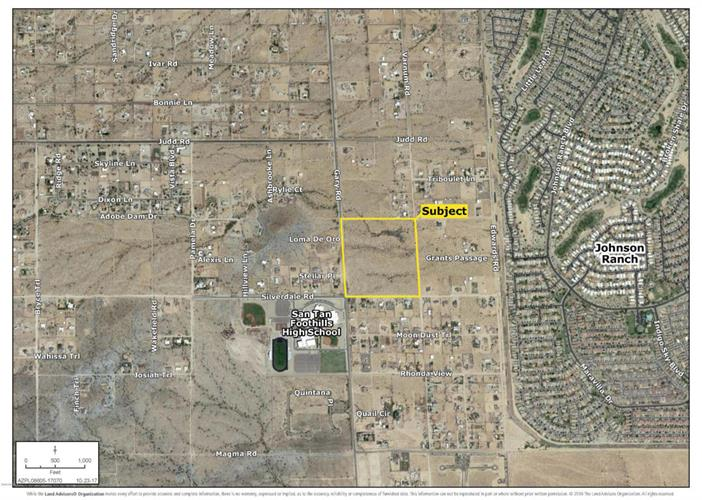 0 N Gary and Silverdale Road, Queen Creek, AZ 85143 - Image 1