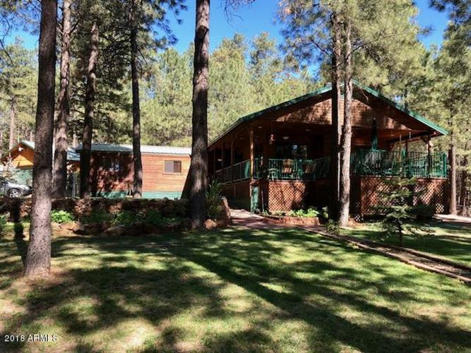 2531 OLD RIM Road, Forest Lakes, AZ 85931