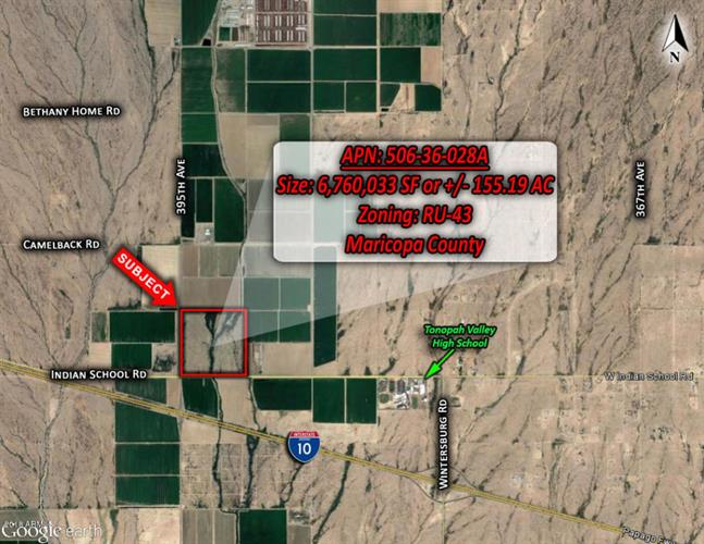 39500 W Indian School Road, Tonopah, AZ 85354 - Image 1