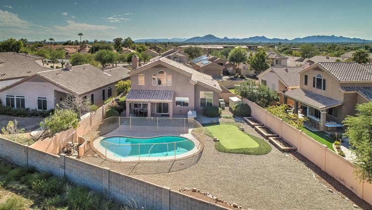 10196 E MEADOW HILL Drive, Scottsdale, AZ 85260 - Image 1