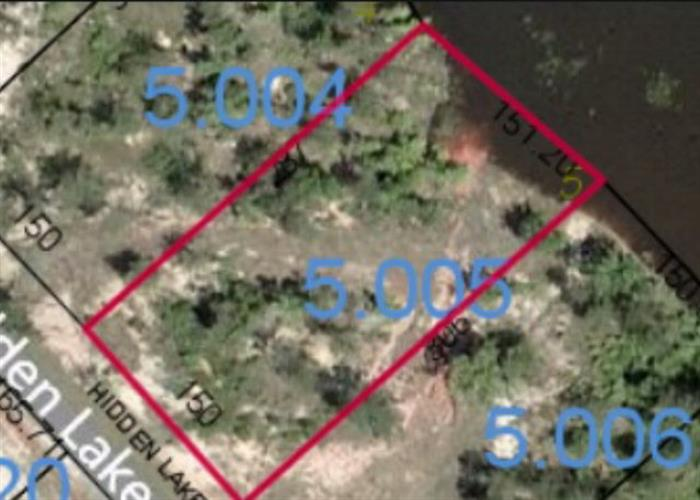 Lot 5 HIDDEN LAKE DRIVE, Tallassee, AL 36078