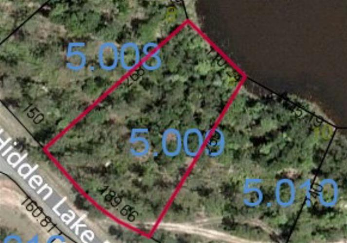 Lot 9 HIDDEN LAKE DRIVE, Tallassee, AL 36078