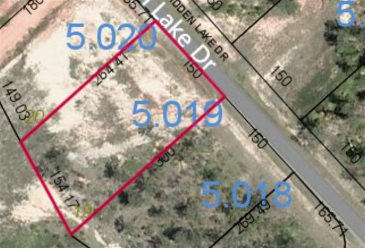 Lot 19 HIDDEN LAKE DRIVE, Tallassee, AL 36078
