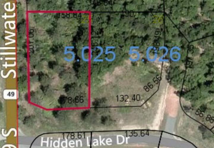 Lot 25 HIDDEN LAKE DRIVE, Tallassee, AL 36078
