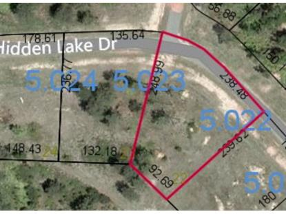 Lot 22 HIDDEN LAKE DRIVE, Tallassee, AL