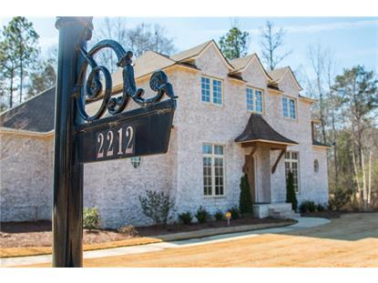 2212 EAST LAKE BOULEVARD Auburn, AL MLS# 117553