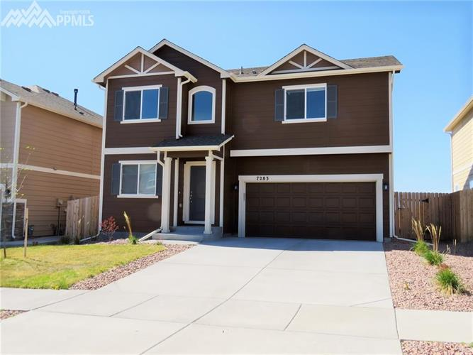 7283 Thorn Brush Way, Colorado Springs, CO 80923
