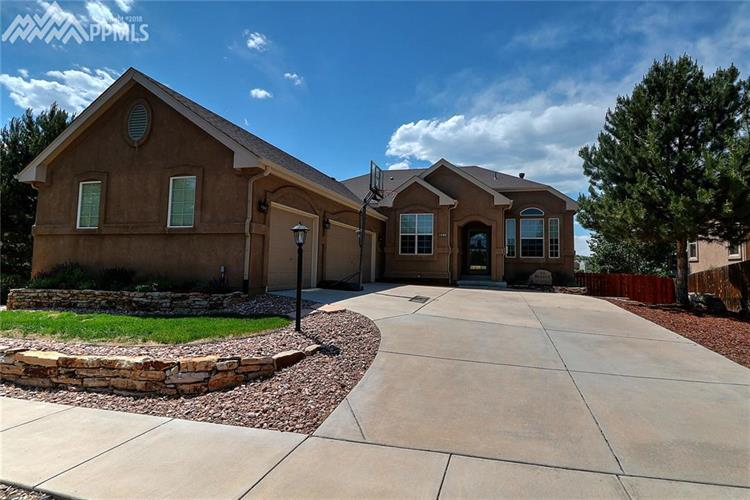 5540 Range Rider Drive, Colorado Springs, CO 80923