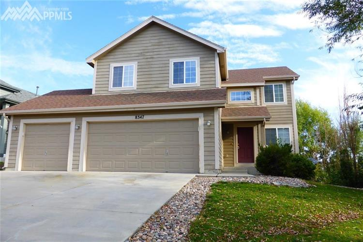 8347 Meadowcrest Drive, Fountain, CO 80817
