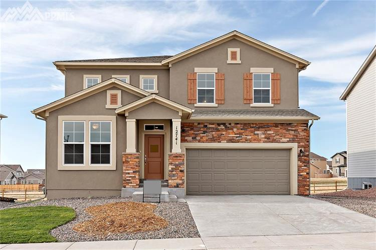 12741 Longview Park Lane, Peyton, CO 80831